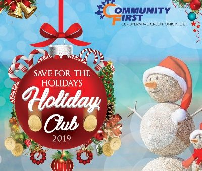 Join our Holiday Club in January or February