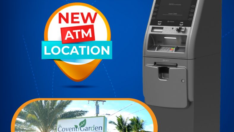 New ATM Location- Covent Garden