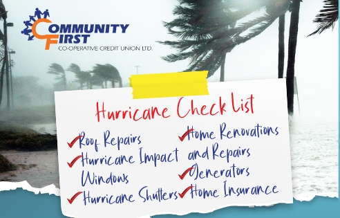 Are you prepared for the Hurricane Season?