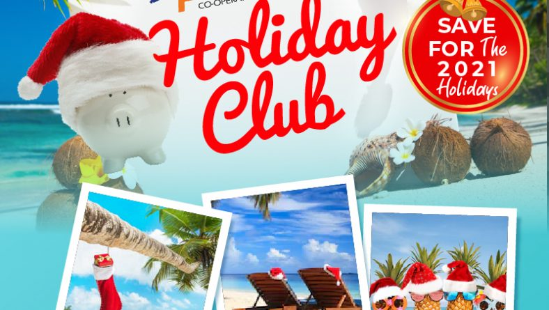 Join CFCCU's Holiday Club- January 2021