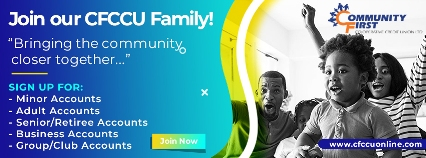 Join our CFCCU Family